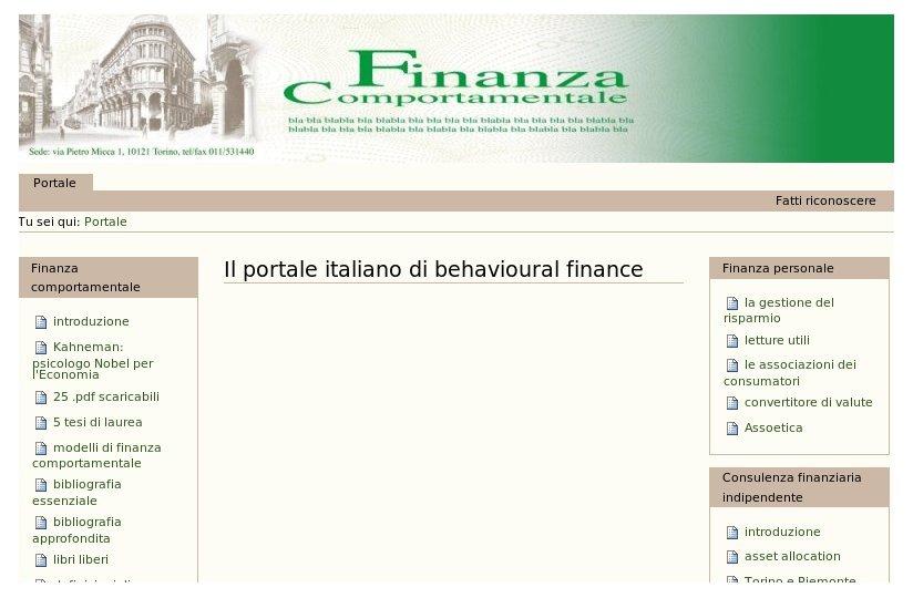 www.finanzacomportamentale.it