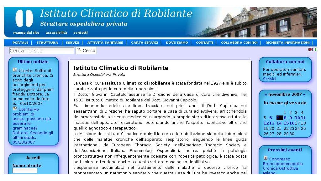 www.istitutoclimatico.it