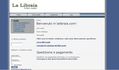 LaLibraia.com